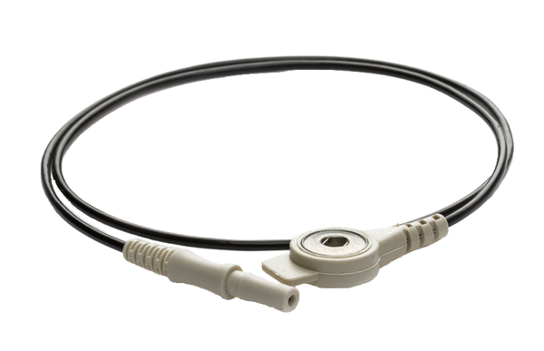 PN 160544│1000mm Push Button cable with safety connector black